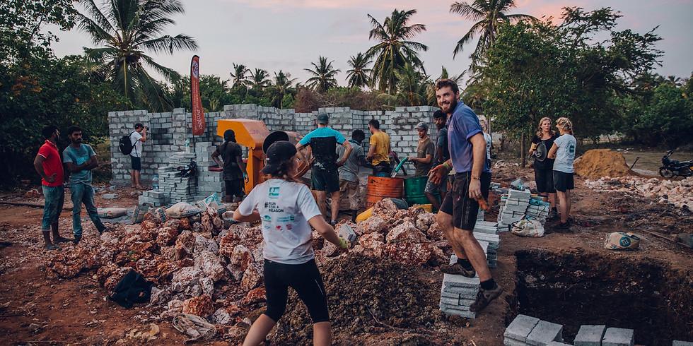 Volunteer Build Trip, Autumn 2020
