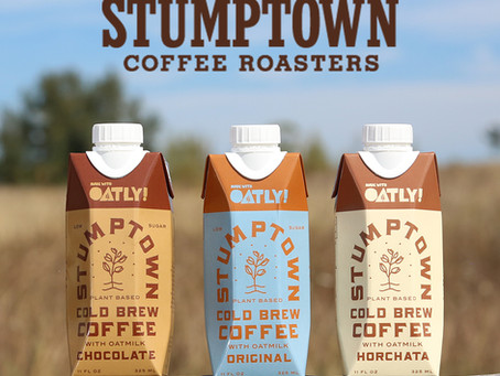 Stumptown Cold Brew with Oatly: Sustainability