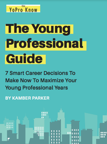 The Young Professional Guide