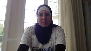 Adab Ibrahim, Adam Ibrahim and Rafeef Ibrahim, Al Aqsa Islamic Center: Recitation from the Qu'ran