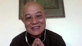 The Honorable Losang Samten, Spiritual Director, Chenrezig Tibetan Buddhist Center of Philadelphia — Prayer and Dharma talk