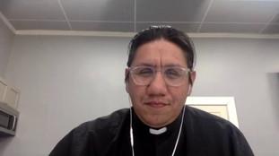 Rev. Adan Mairena, West Kensington Ministry — Prayer offering