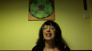 Renate Woessner, Interfaith Peace Walk — Mindfulness Meditation