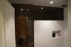 Kylpyhuone- sauna