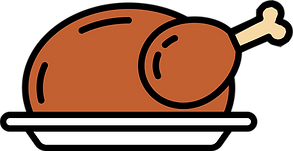 ~0 g of carbs per slice