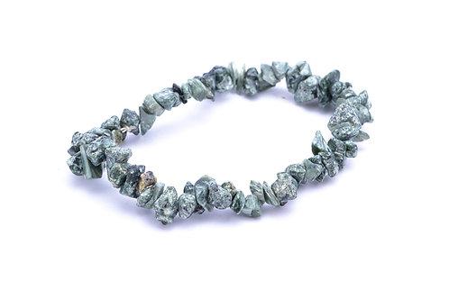 Seraphinite Bracelet