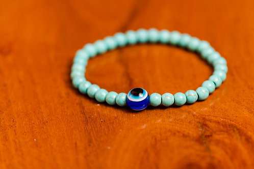 Turquoise Protection Bracelet