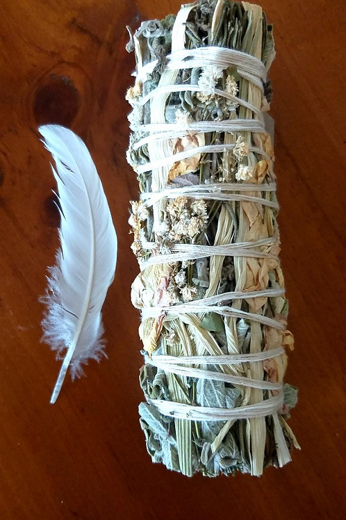Angels Protection & Guidance Smudge Wand