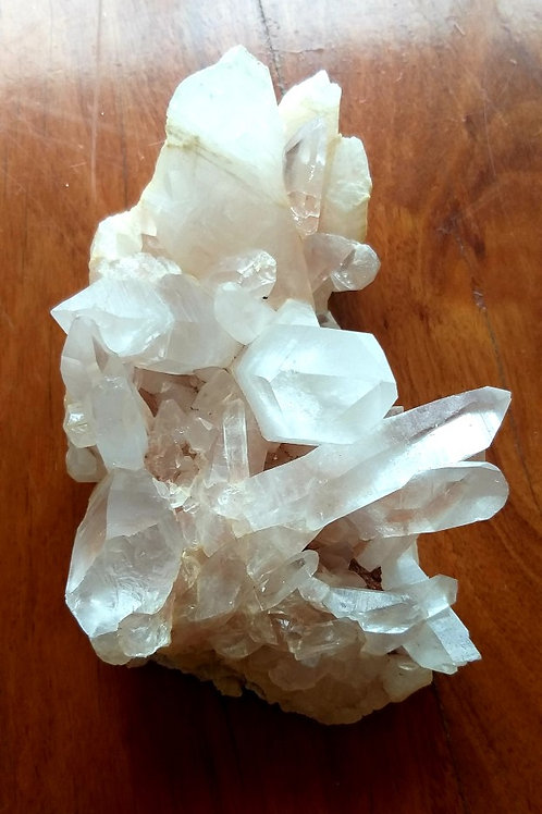 Himalayan Quartz Cluster