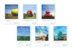 Barclays – One big idea campaign