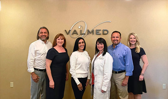 Valmed Home Health and Pharmacy Solutions Team