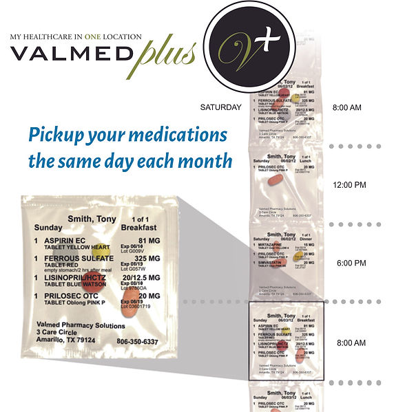 Valmed Home Health and Pharmacy Solutions
