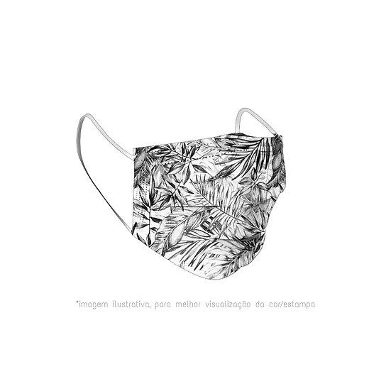 Máscaras Reutilizáveis   Estampas divertidas