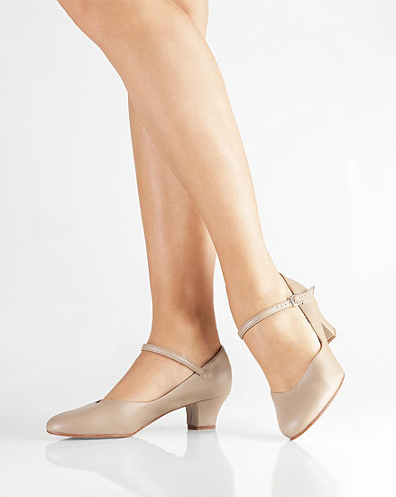 Sapato de Couro para Danca de Salao So Danca 5000
