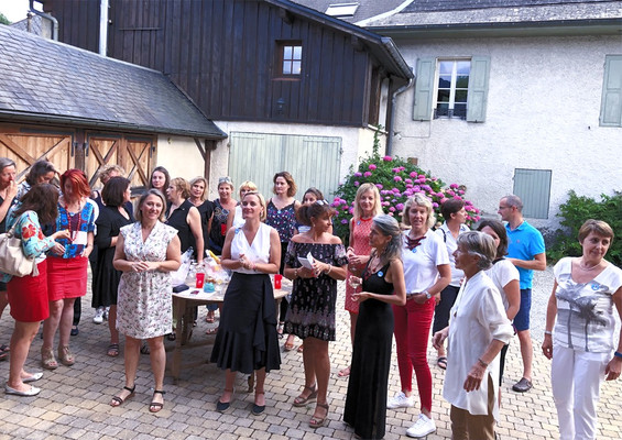 SUMMER APERO chez Bel Air  09/07/2019