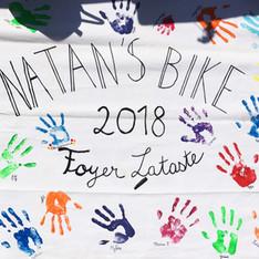 Natan's Bike 3 Juillet 2018