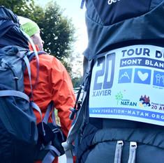 Tour du Mont Blanc Les frères Jeannin Septembre 2018