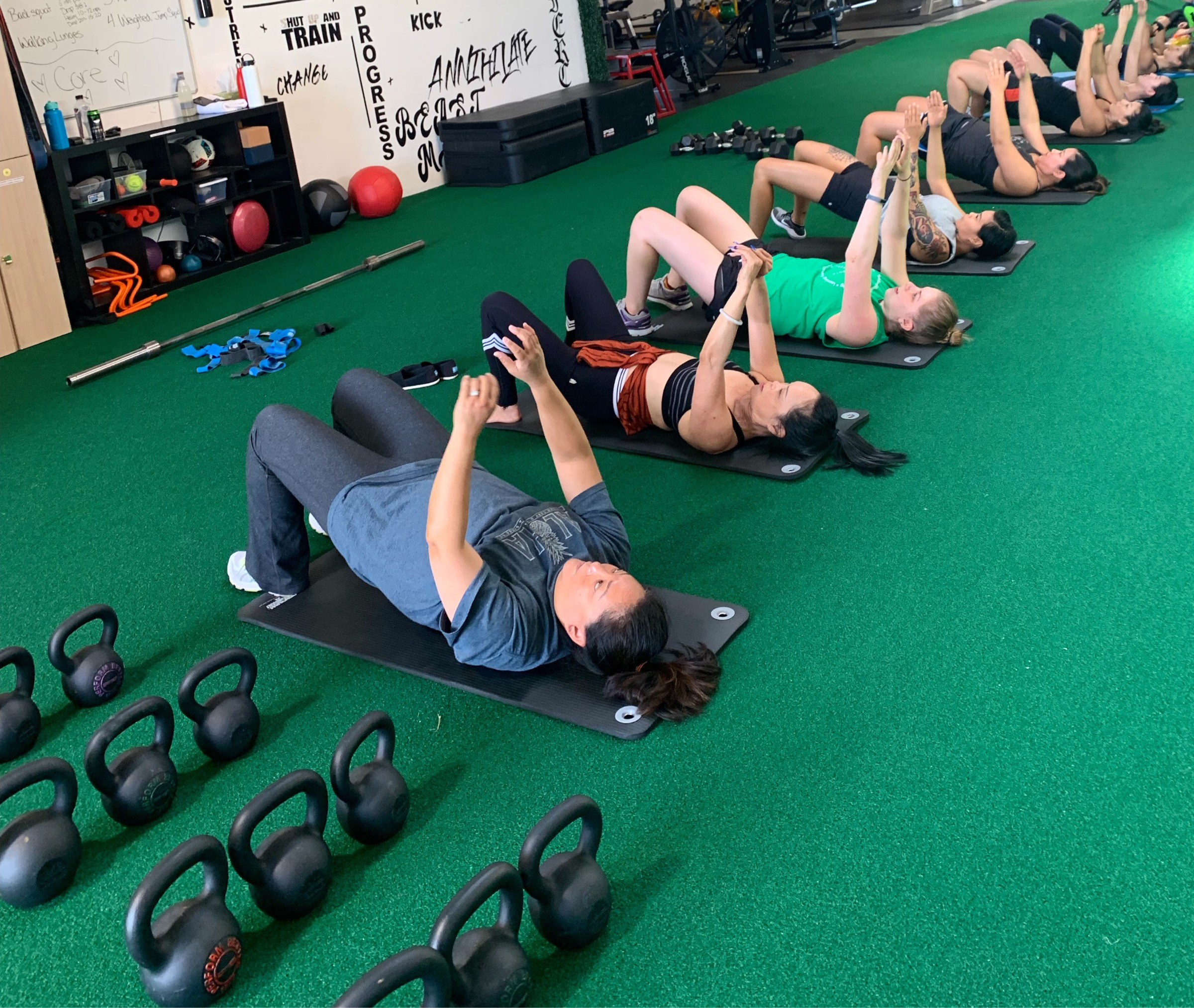 BOXING & BOOTCAMP UNLIMITED
