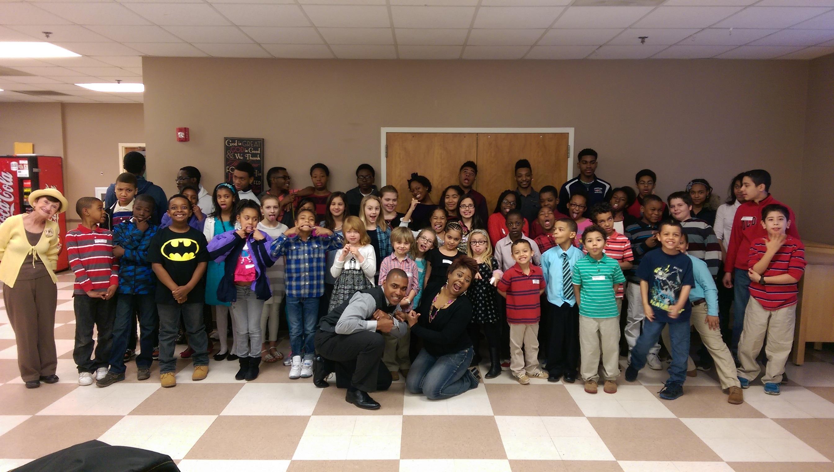 Kidzone Youth Ministry- CPCoG