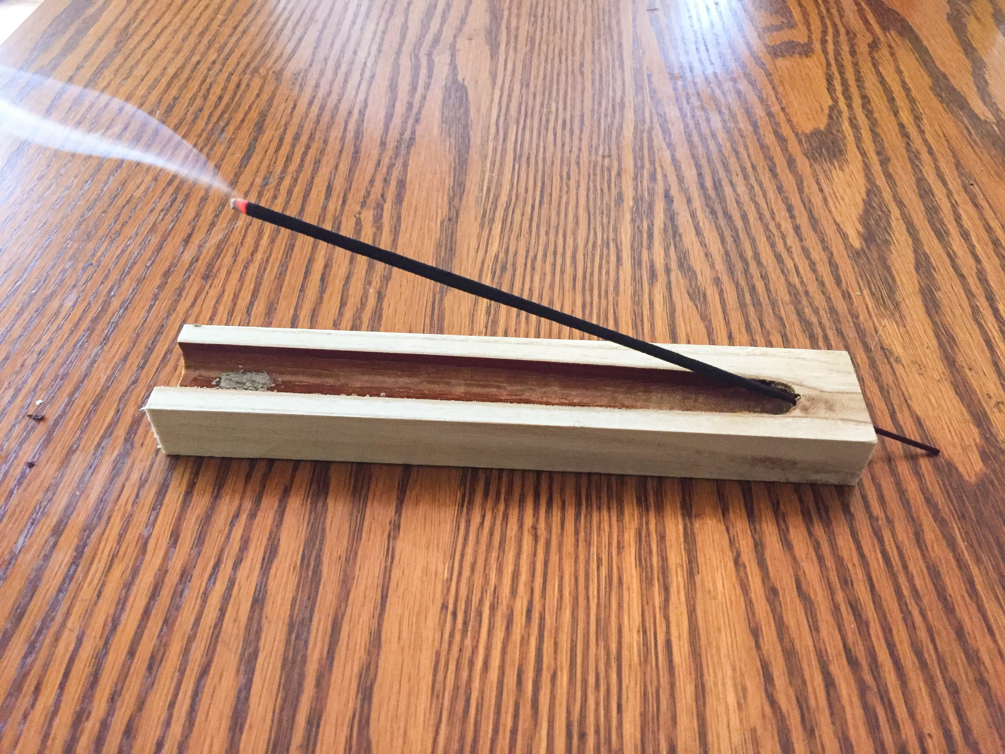 Pawulonia Incense holder