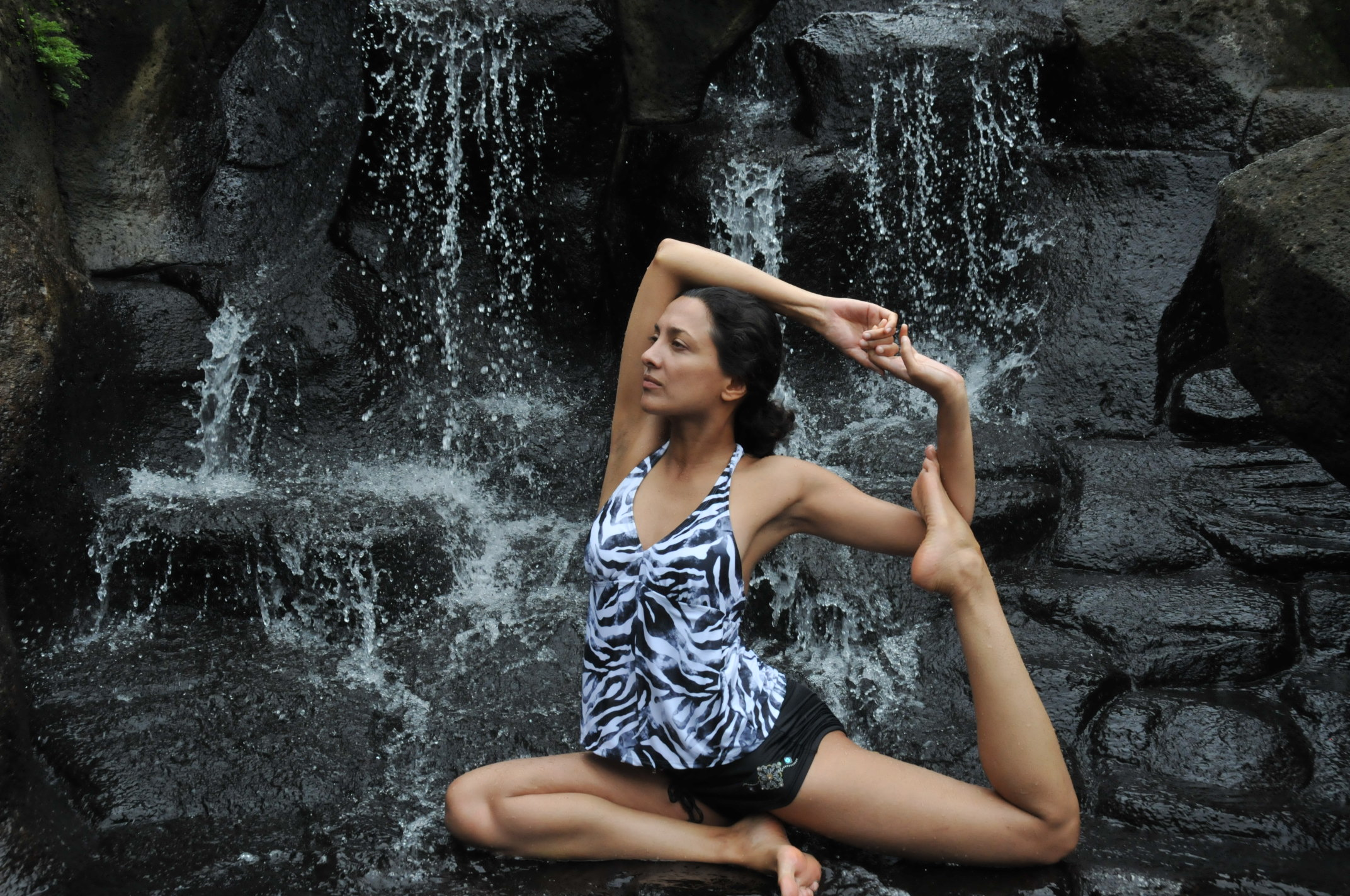 gargi yoga waterfall-5
