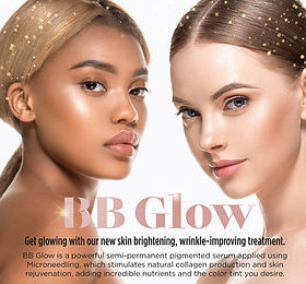 BB Glow at Elm Boutique Spa