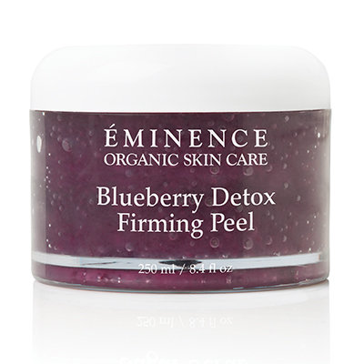 Blueberry Detox Firming Peel