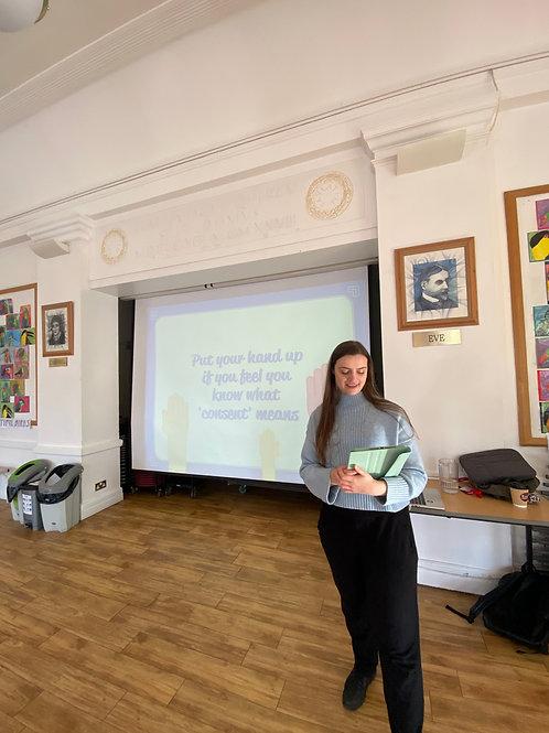 Consent workshop: state schools
