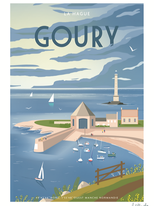 Goury - la Hague - TP34