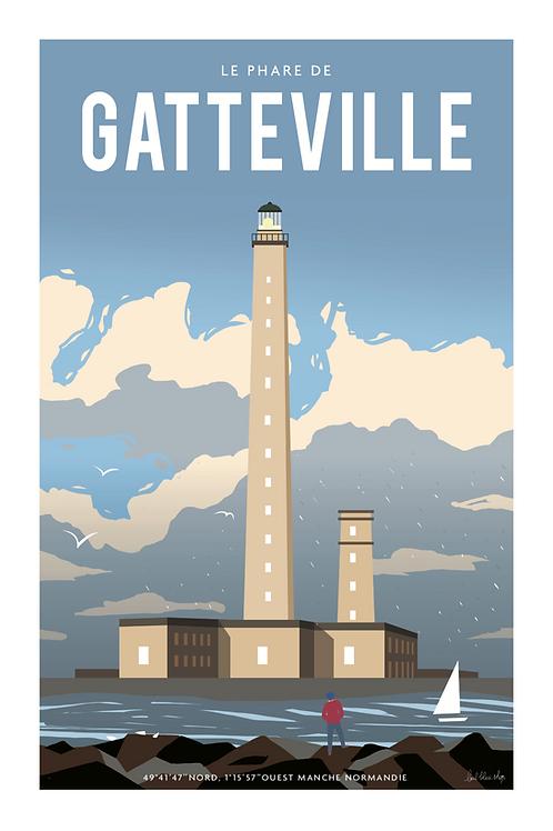Le phare de Gatteville - TP32