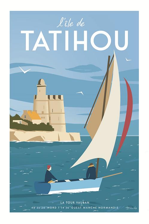 Tatihou - la tour Vauban - TP33