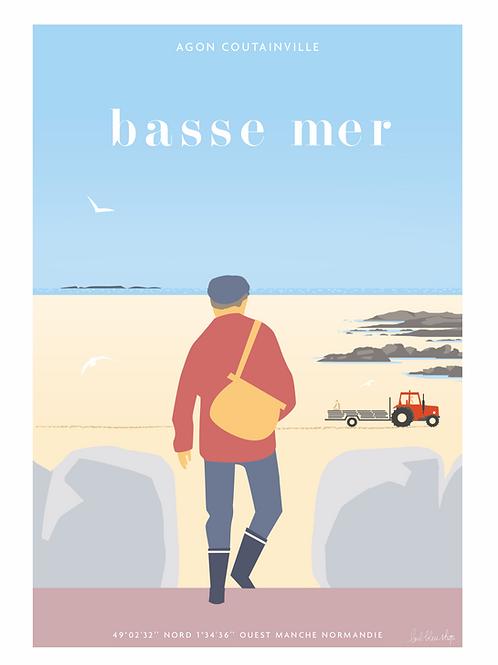 Basse mer - TP22