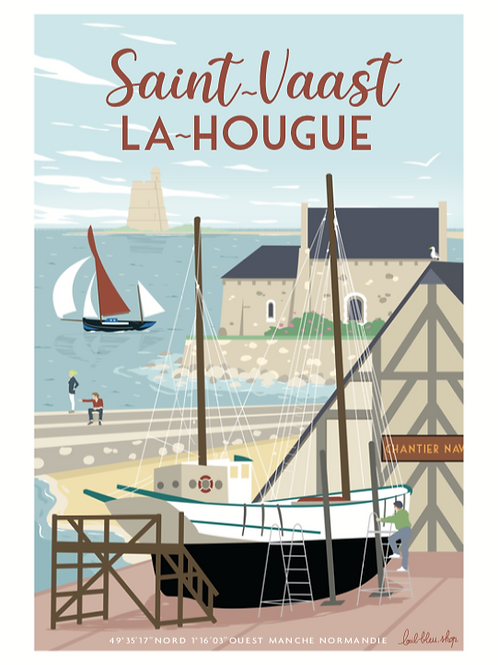 Saint-Vaast-la-Hougue - TP48