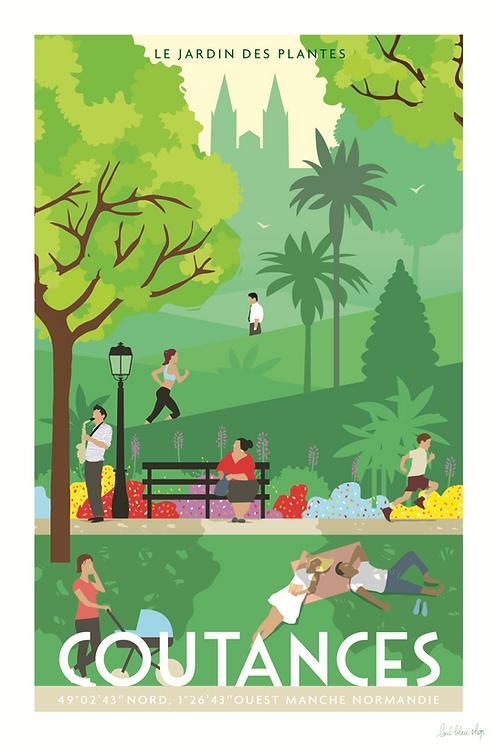Coutances - Jardin des Plantes - TP28