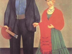 Az expat, Frida Kahlo