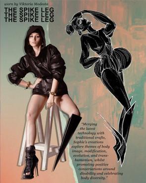 Sophie De Oliveira Barata and the Alternative Limb Project
