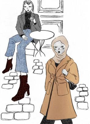How 'Emily in Paris Misrepresents Paris and Parisian Fashion