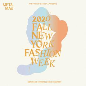 2020 New York Fashion Week