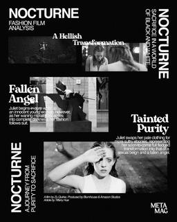 Nocturne: Fashion Film Analysis