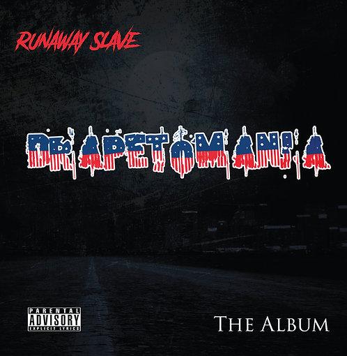 RunAway Slave Album Cover