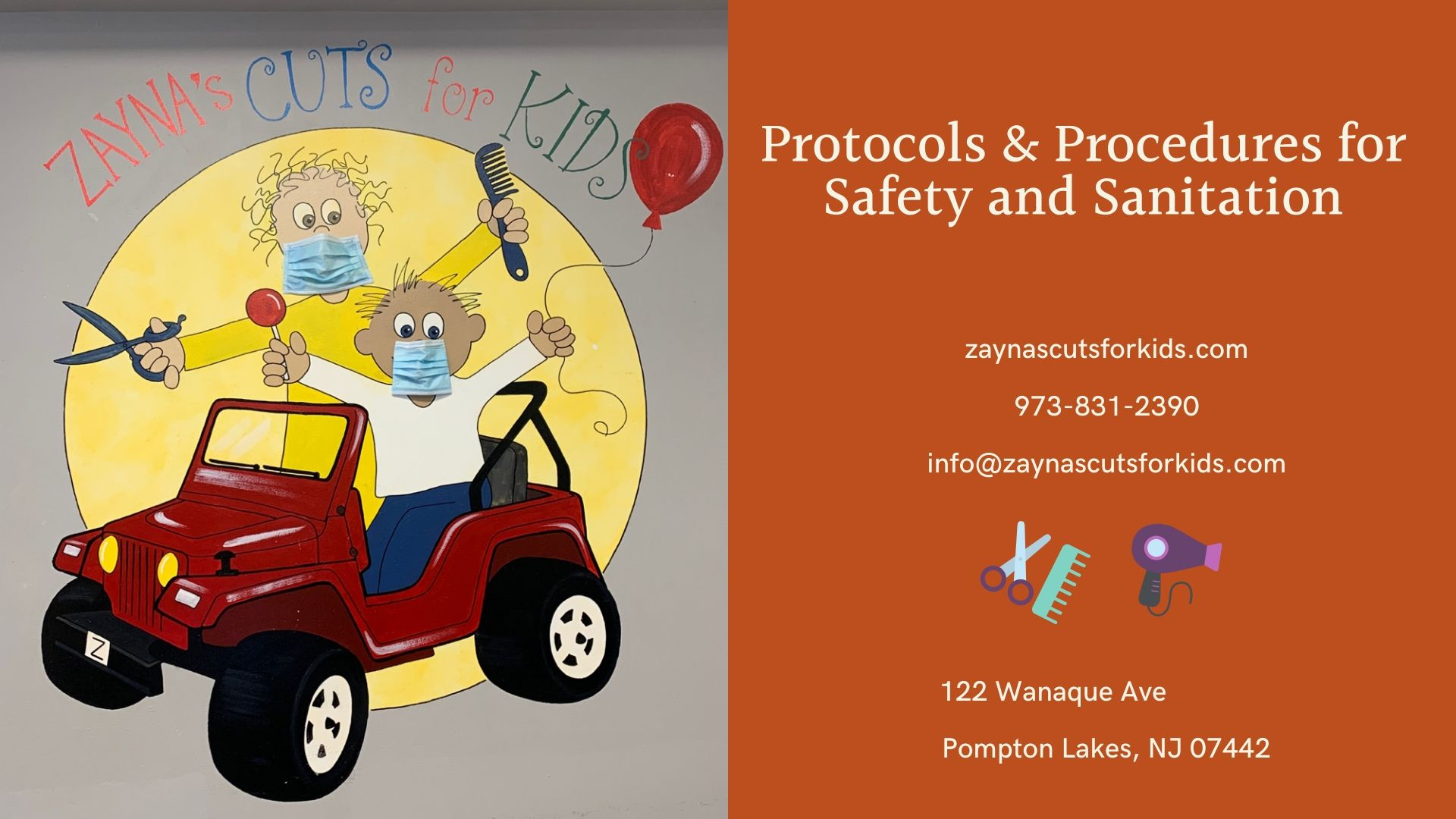 Protocols and Procedures