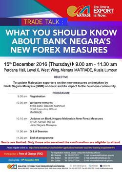 talk by Bank Negara