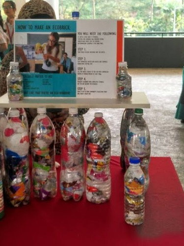 EcoBricks Project under EcoCLub