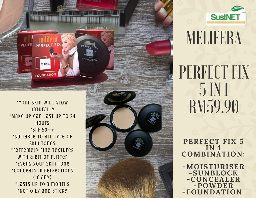 MILIFERA PERFECT FIX 5 IN 1
