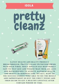 PRETTY CLEANZ