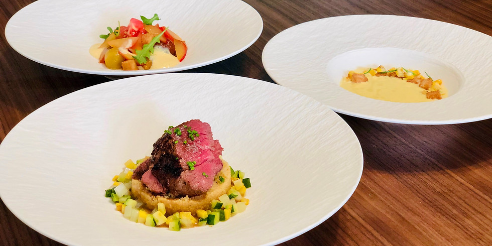 Nine Tale Dinner at Hyatt Regency Lake WA