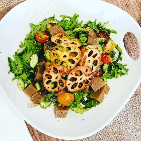 Acorn Salad