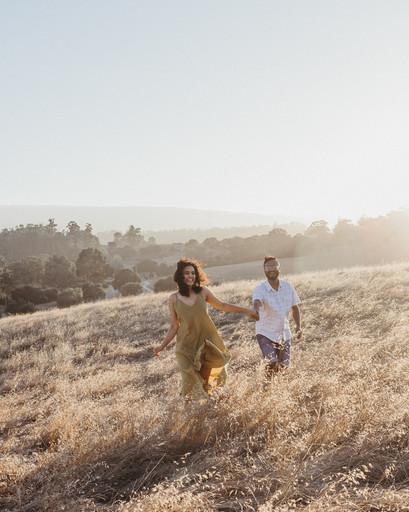 nature couples photos SF Bay Area