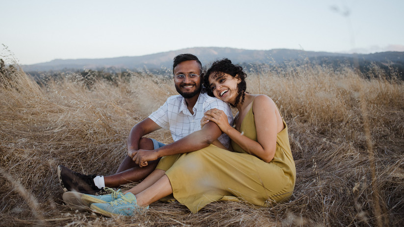 candid couples photos San Francisco