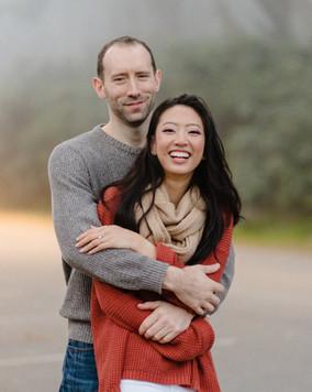 engagement photographer San Francisco, couples photographer San Francisco